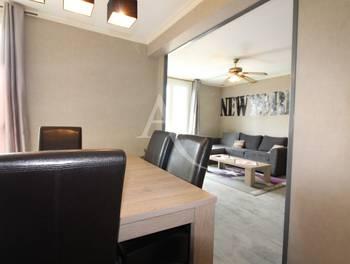 Appartement 3 pièces 59,44 m2