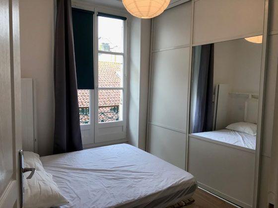 Location appartement meublé 2 pièces 40 m2