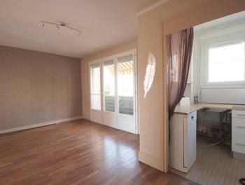 Appartement 3 pièces 45,37 m2