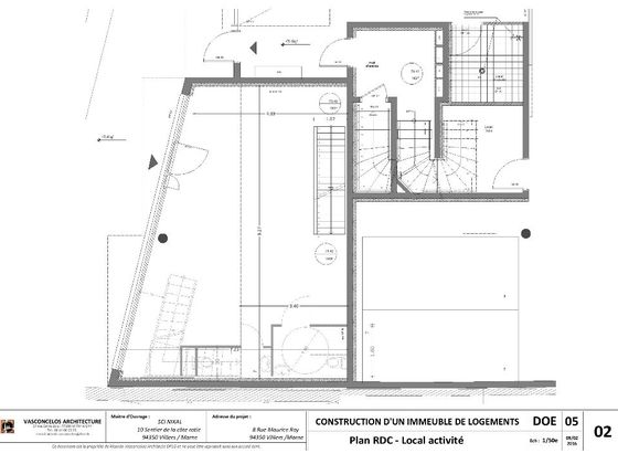 Location divers 3 pièces 180 m2