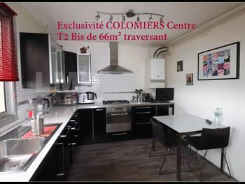 Appartement 2 pièces 66,13 m2