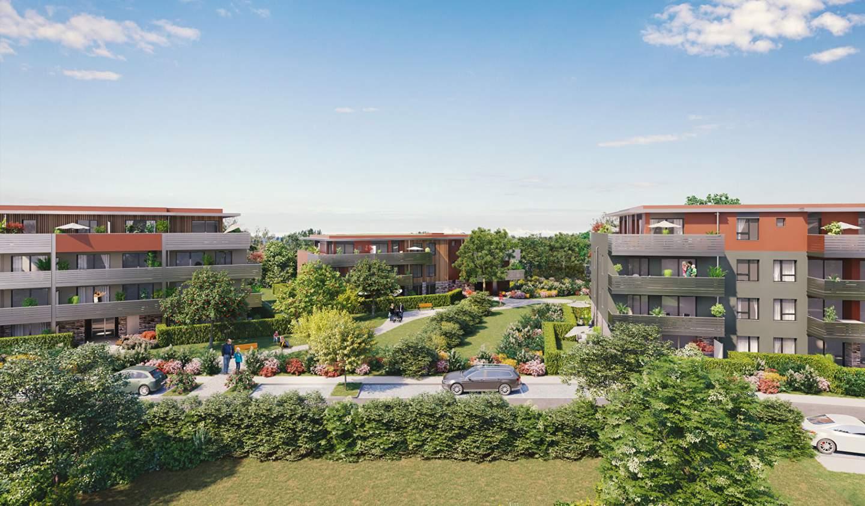 Appartement avec terrasse Thonon-les-Bains