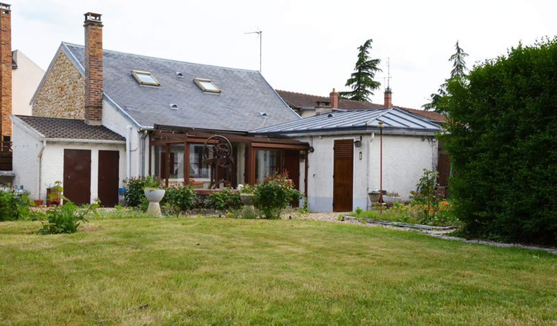 Maison avec terrasse Chevreuse