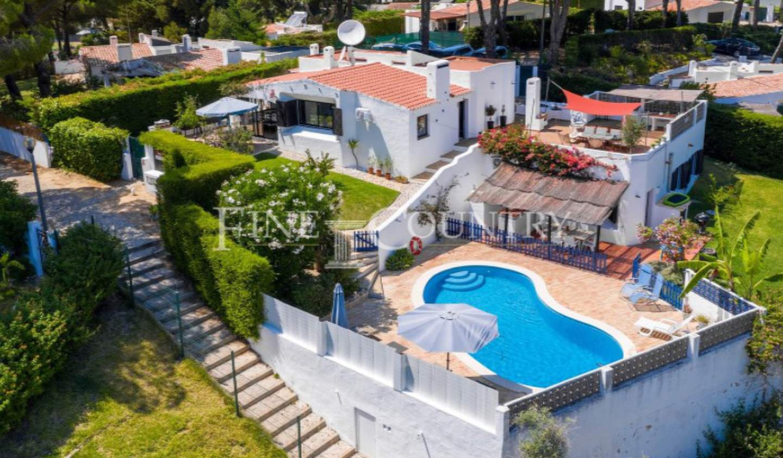 Villa avec jardin et terrasse Albufeira