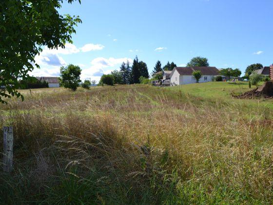 Vente terrain 1227 m2