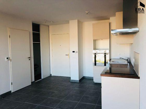 Location appartement 2 pièces 38,8 m2