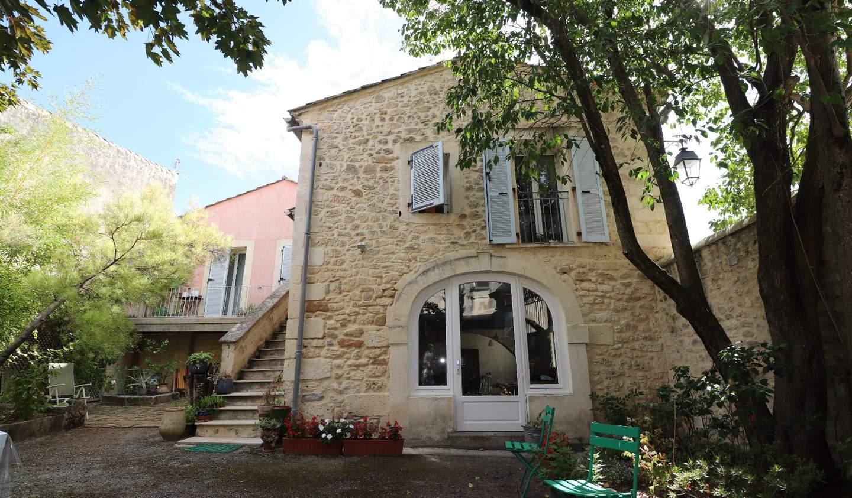 Maison avec piscine et terrasse Saint-Drézéry