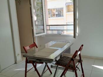 Studio meublé 19,1 m2