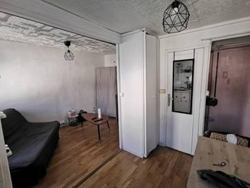 Studio 17,15 m2