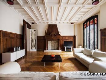 Appartement meublé 5 pièces 217 m2