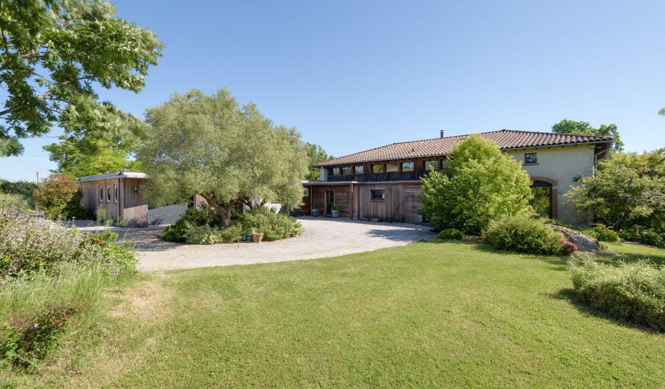 Maison avec piscine et terrasse Verfeil