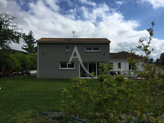 Vente maison 6 pièces 174 m2