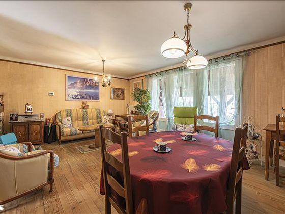 Vente maison 4 pièces 123 m2