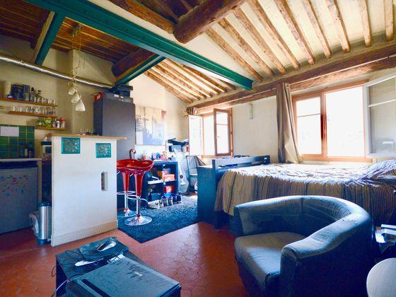 vente Studio 22,52 m2 Aix-en-Provence