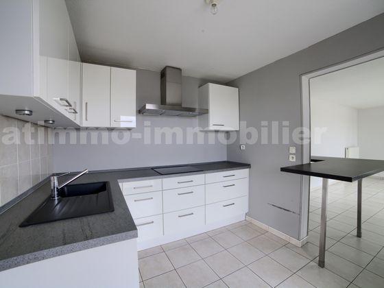 vente Appartement 3 pièces 70 m2 Moselle