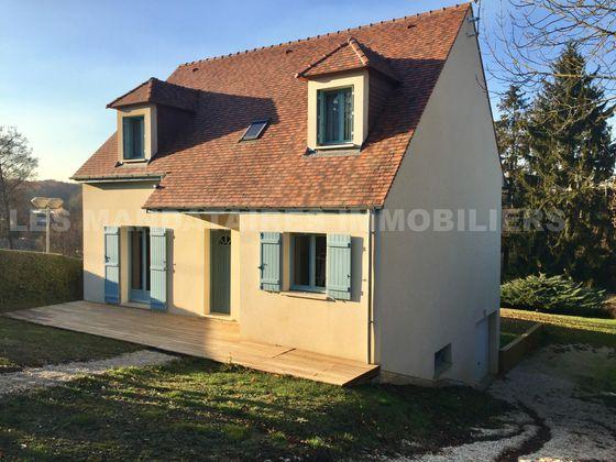 Vente maison 6 pièces 114,64 m2
