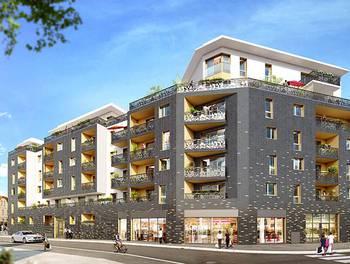 Appartement 2 pièces 43,16 m2