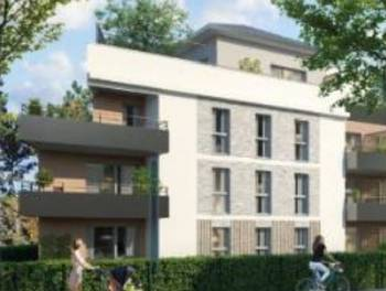 Appartement 2 pièces 40,67 m2