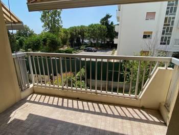 Appartement 3 pièces 54,89 m2