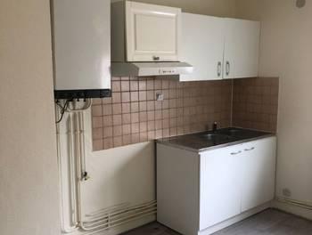 Appartement 2 pièces 28,46 m2