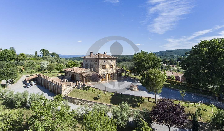 Villa avec jardin Montepulciano