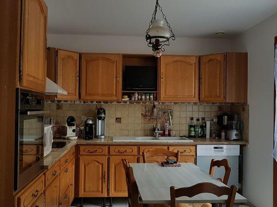 Vente maison 6 pièces 141,04 m2