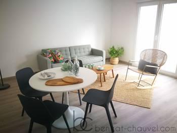 Appartement 2 pièces 43,92 m2