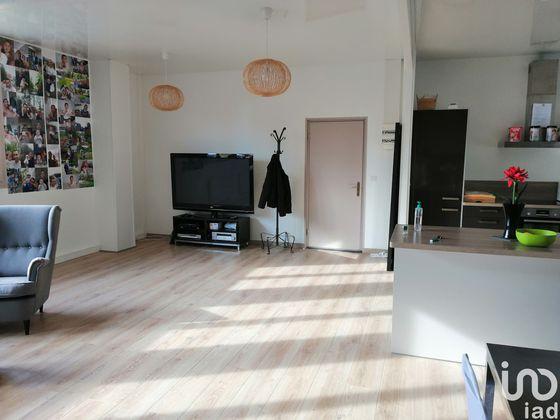 Vente loft 3 pièces 429 m2