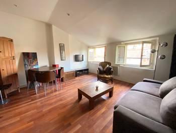 Appartement meublé 2 pièces 33,14 m2