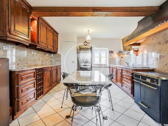 Vente manoir 10 pièces 320 m2