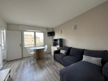 Studio meublé 25,52 m2