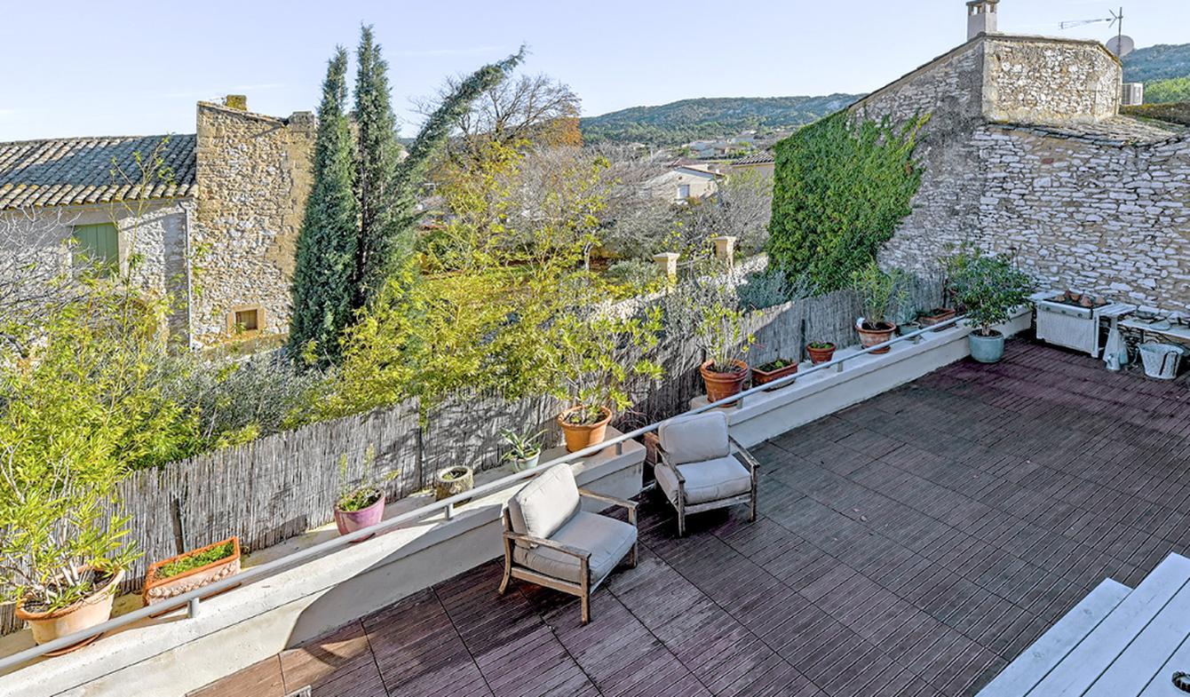 Maison avec terrasse Uzès