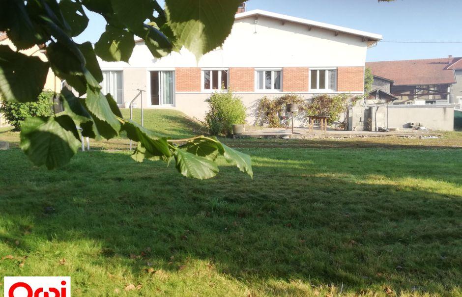 Vente maison 6 pièces 141 m² à Pajay (38260), 282 000 €