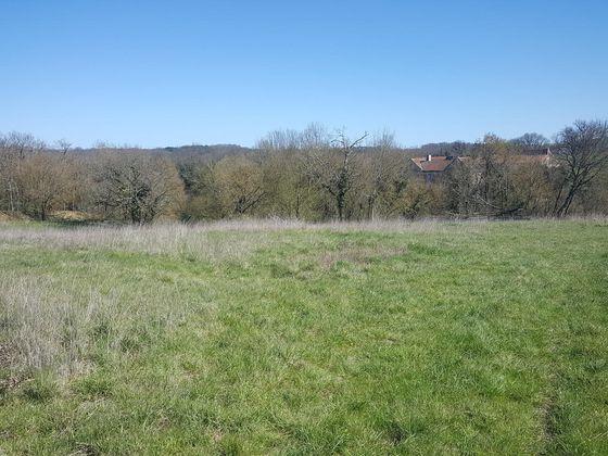 Vente terrain 2647 m2