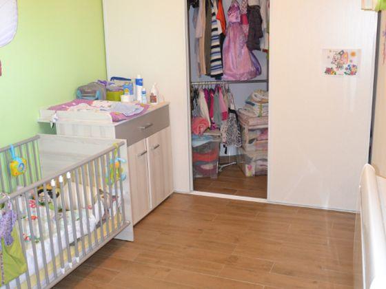 Vente appartement 4 pièces 107,86 m2