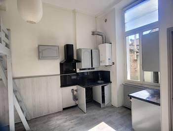 Studio 24,4 m2