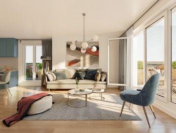 appartement à Beaumont-sur-Oise (95)