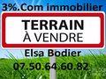 vente Terrain La Chapelle-des-Marais