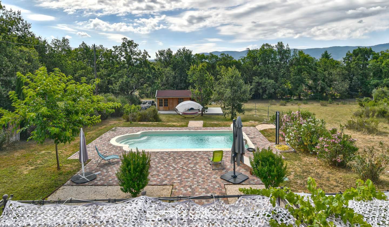Maison avec piscine et terrasse Caseneuve