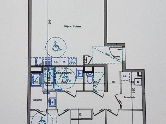 Vente appartement 4 pièces 90,27 m2