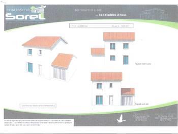 Maison 5 pièces 85,73 m2