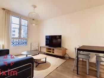Appartement meublé 2 pièces 35,8 m2