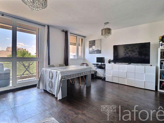 Vente appartement 4 pièces 87,16 m2