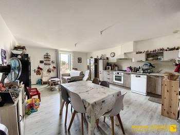 Appartement 4 pièces 89,88 m2