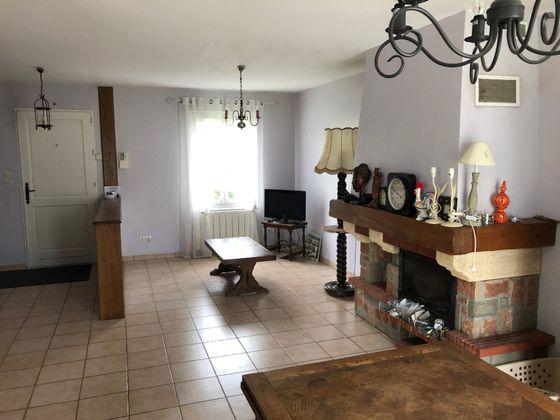Vente maison 5 pièces 86,21 m2