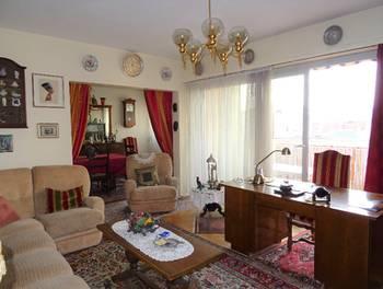 Appartement 3 pièces 71,35 m2