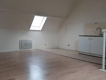 Appartement 2 pièces 24,73 m2