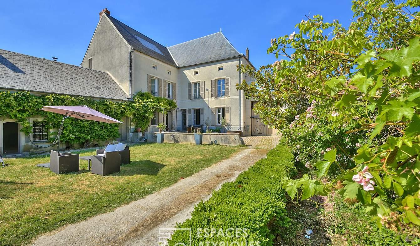 Maison avec terrasse Oysonville