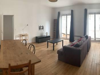 Appartement meublé 2 pièces 56,21 m2
