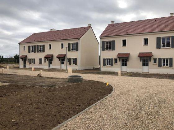 Vente maison 4 pièces 77,4 m2